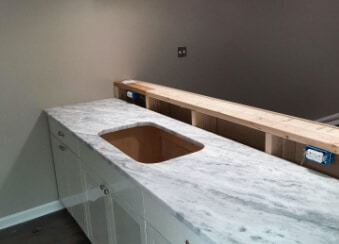 indianapolis home remodeling contractors kitchen countertop