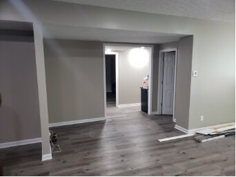 Modern Touch Contracting - flooring