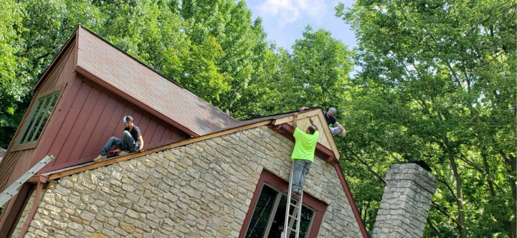 Modern Touch Contracting - roof repair