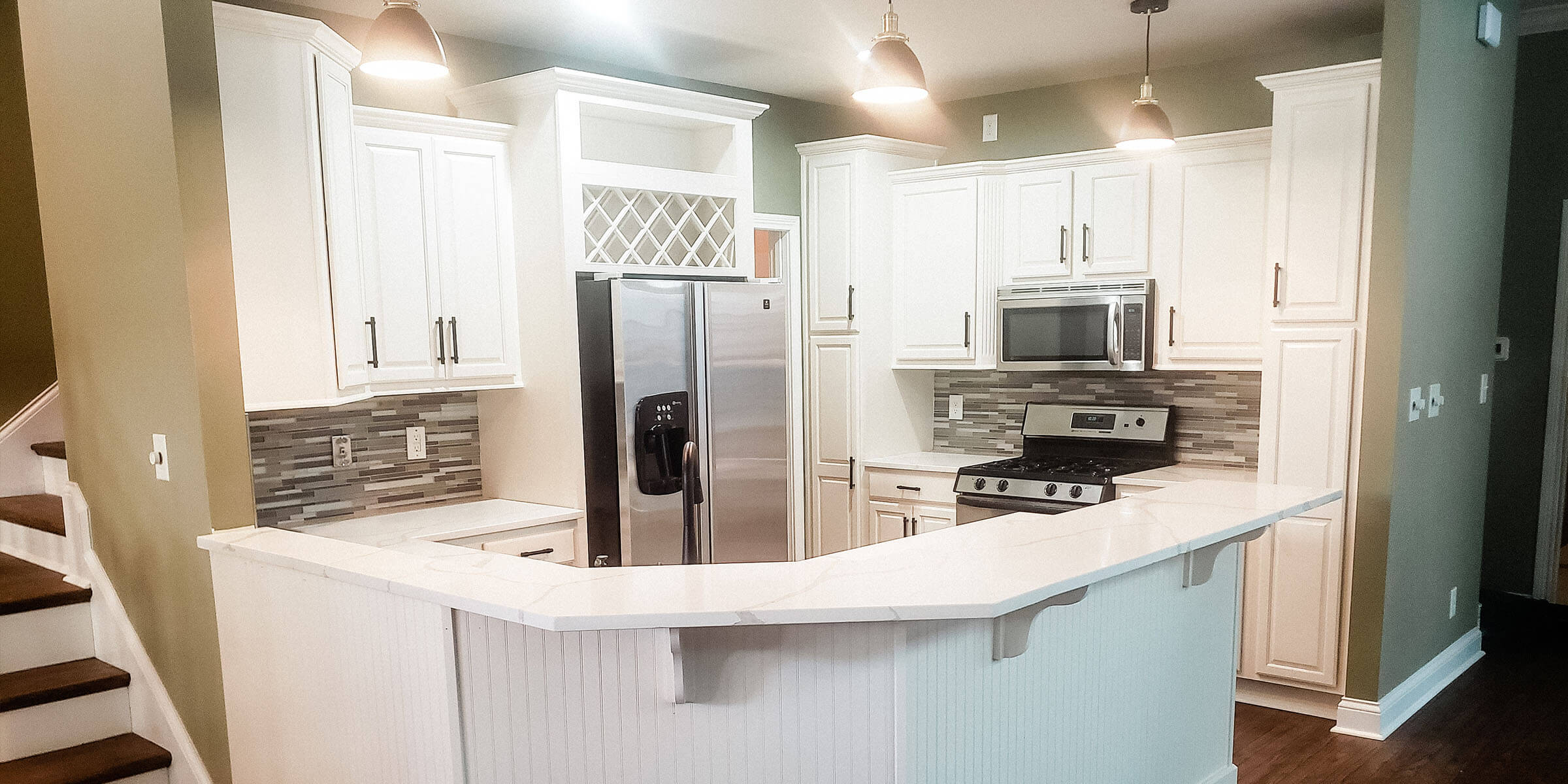 Downtown Indianapolis Kitchen Remodel
