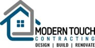 Modern Touch Contracting Logo Updated - Design, Build, Renovate Homes and Businesses in Avon, Westfield, Carmel, Fishers, and the surrounding Indianapolis, Indiana areas