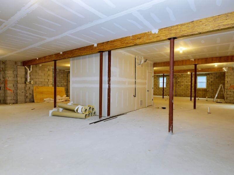 Indianapolis Basement Remodeling Assessment