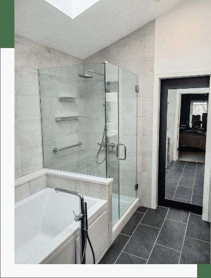 Indianapolis Bathroom remodel redesign